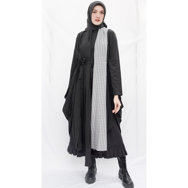 Savana Outer Black Combination with Belt