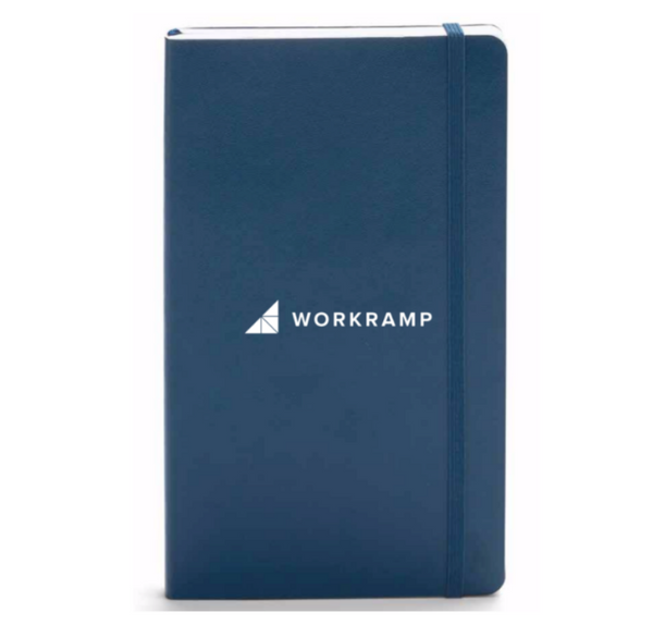 Navy Soft Cover Notebook
