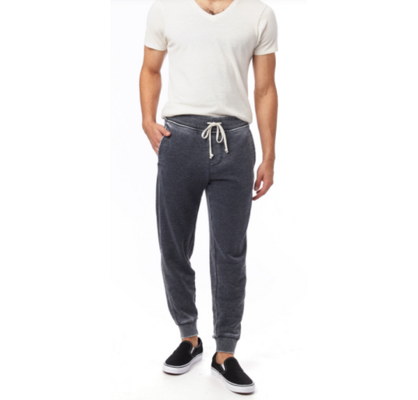 Men's Burnout French Terry Joggers