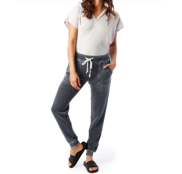 Women's Burnout French Terry Joggers