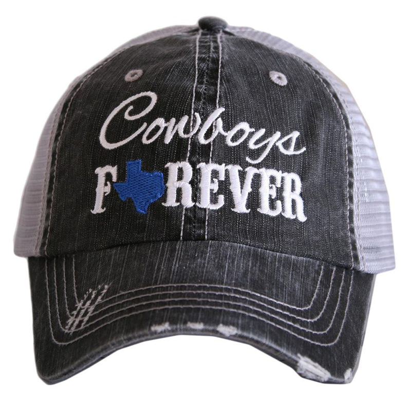 Katydid Cowboys Forever Wholesale Trucker Hats