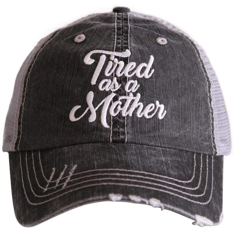Katydid Tired As A Mother Wholesale Trucker Hats