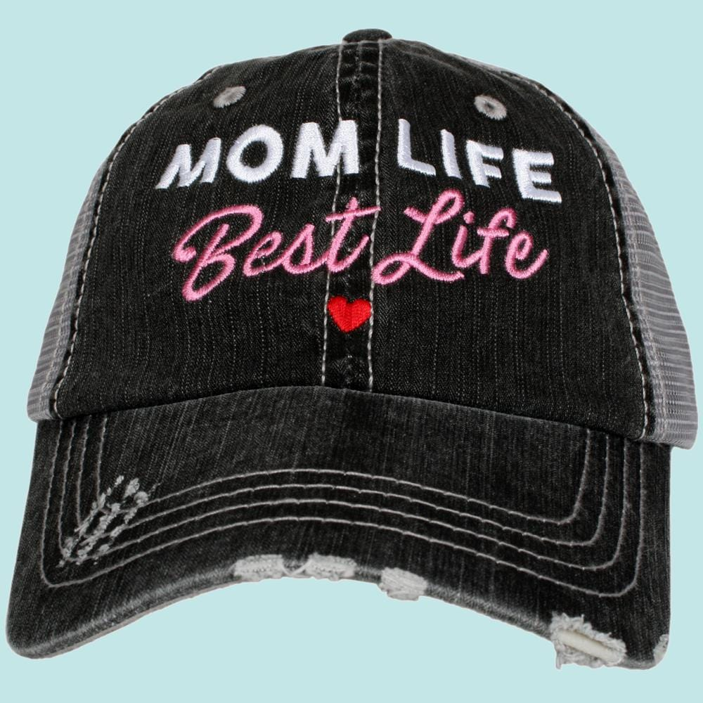 Katydid Mom Life Best Life (NEW) Wholesale Trucker Hats