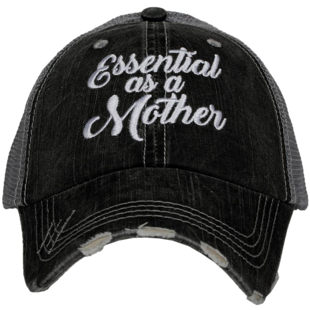 Katydid Essential As A Mother Wholesale Women's Trucker Hat