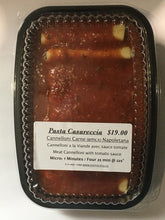 Load image into Gallery viewer, Cannelloni Viande Sauce Tomate (2 portions)