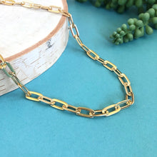 Load image into Gallery viewer, Celia Link Necklace