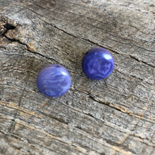 Load image into Gallery viewer, Tagua Nut Post Earrings