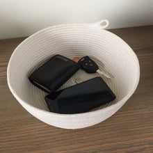 Load image into Gallery viewer, Cotton Rope Dish - Medium