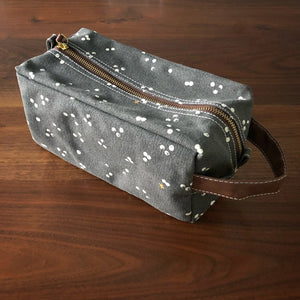 Canvas Travel Case - Nochi