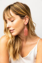 Load image into Gallery viewer, Terra Cotta Petite Luxe Earring