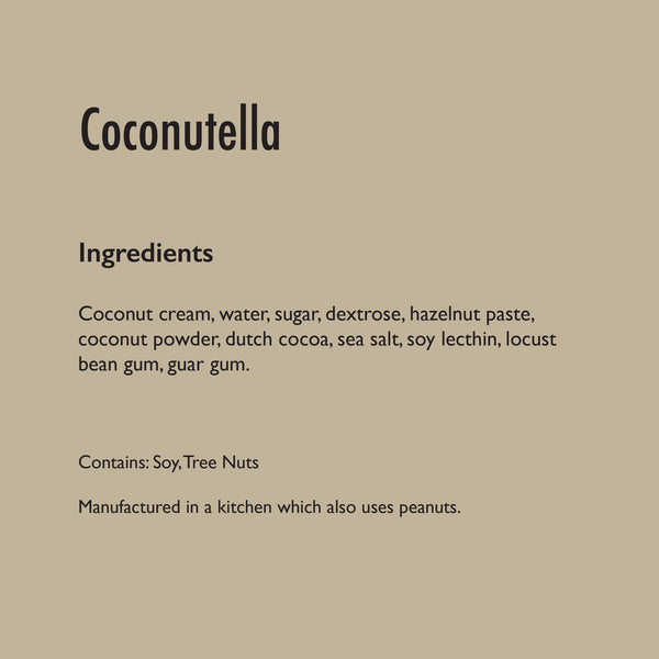 Coconutella (vegan)