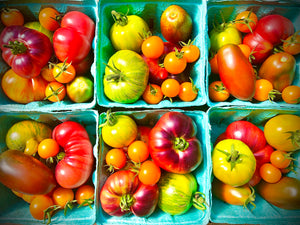 Heirloom Tomatoes By The Pound