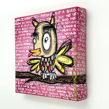 Afbeelding in Gallery-weergave laden, Crazy Bird