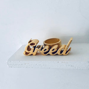 Greed Ring