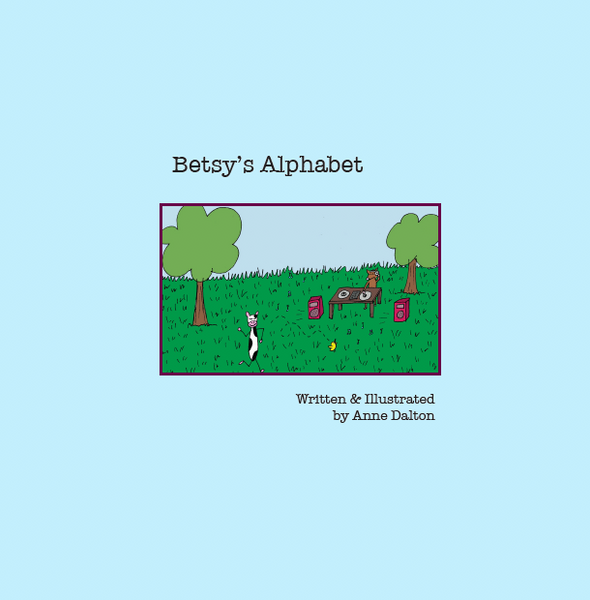 Betsy's Alphabet for All Ages