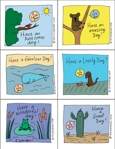 Lunchbox Notes #1 - digital download
