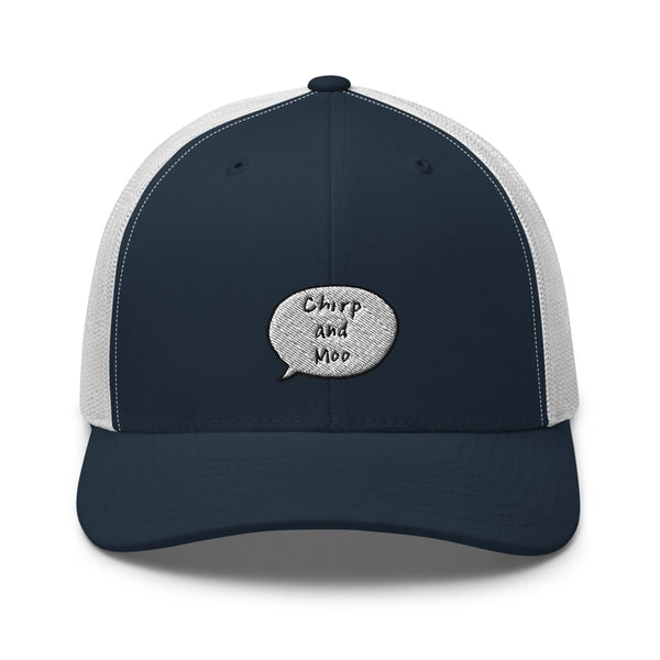 The Official Chirp and Moo Hat