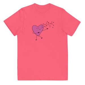 Heart Song t-shirt