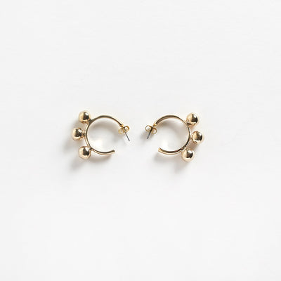 Samba Hoop earrings