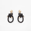Shimenawa earrings