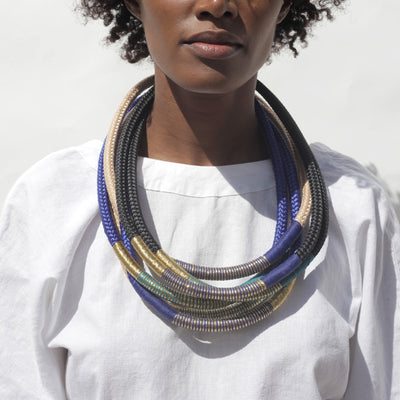 Summer Ndebele necklace