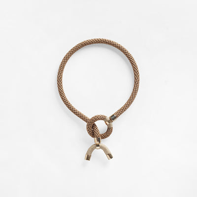 Astarte horn necklace