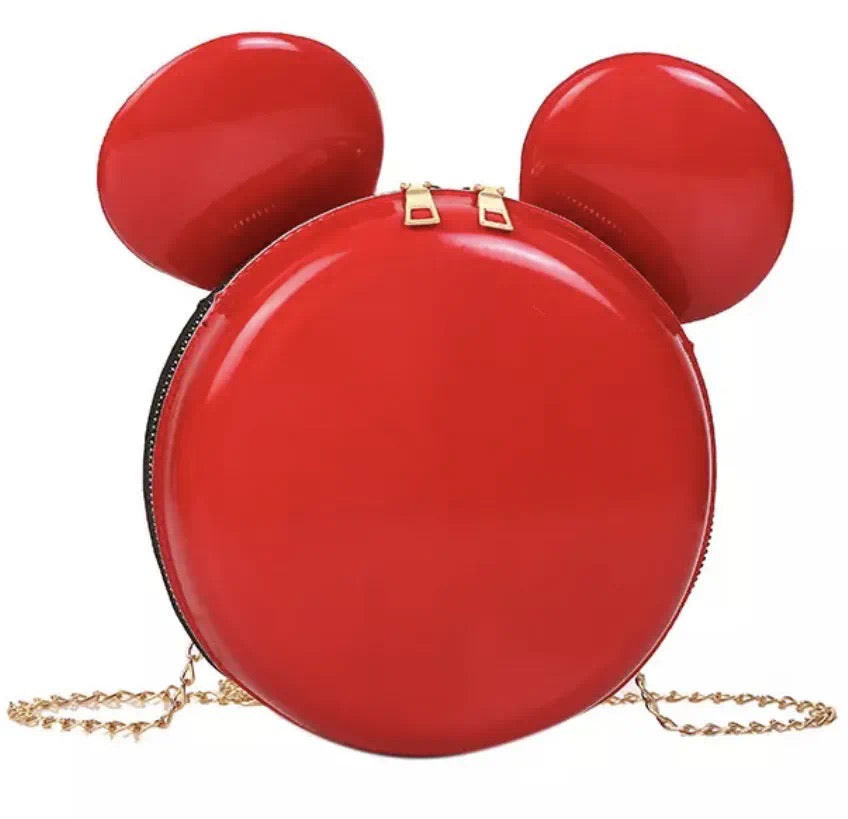 Red Mickey Head