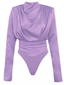 Lavender Fancy Bodysuit