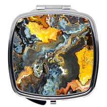 Load image into Gallery viewer, Compact Mirrors- Pietersite Pools