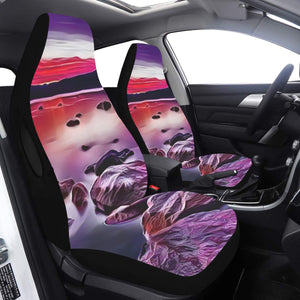 Car Seat Cover Airbag Compatible- Tahoe Sunset 1 (Set of 2)