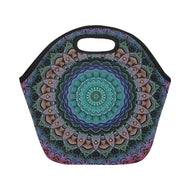 Mandala Neoprene Lunch Bag
