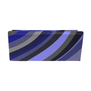 "Foldable Glasses Case - ""Blue Wave"""