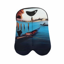 Load image into Gallery viewer, Venice 1  2-Bottle Neoprene Wine Bag
