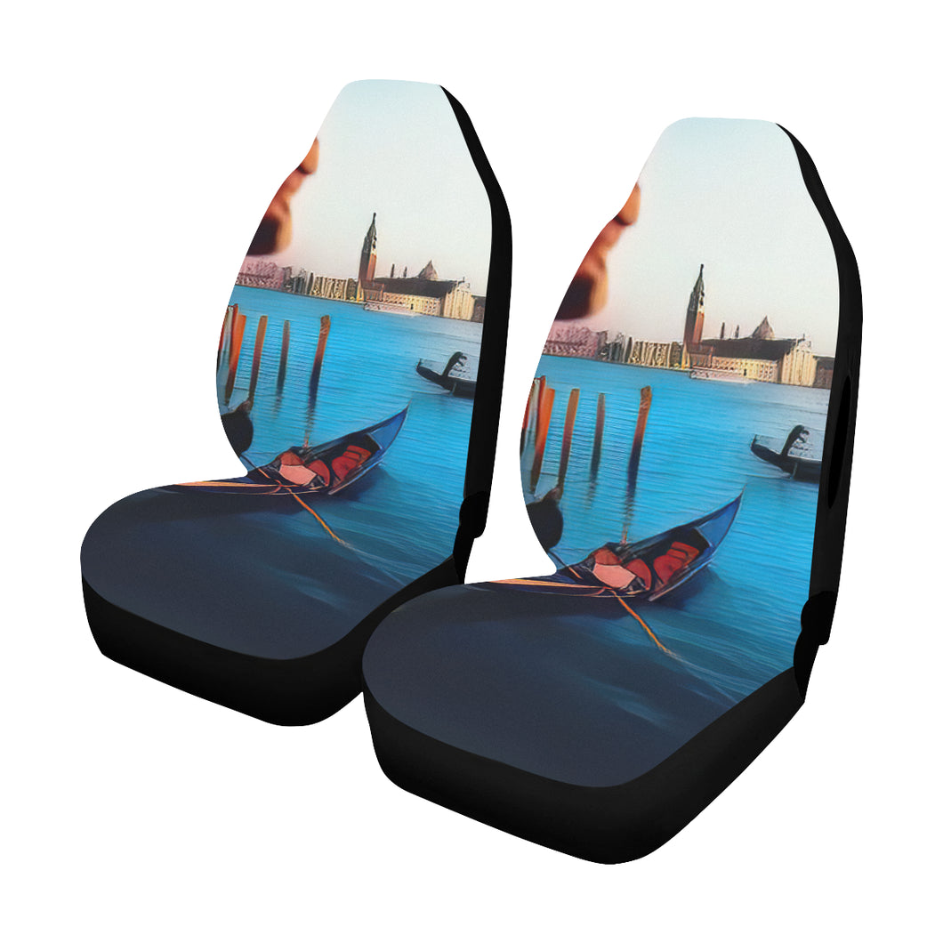 Car Seat Cover Airbag Compatible- Venice 1 (Set of 2)