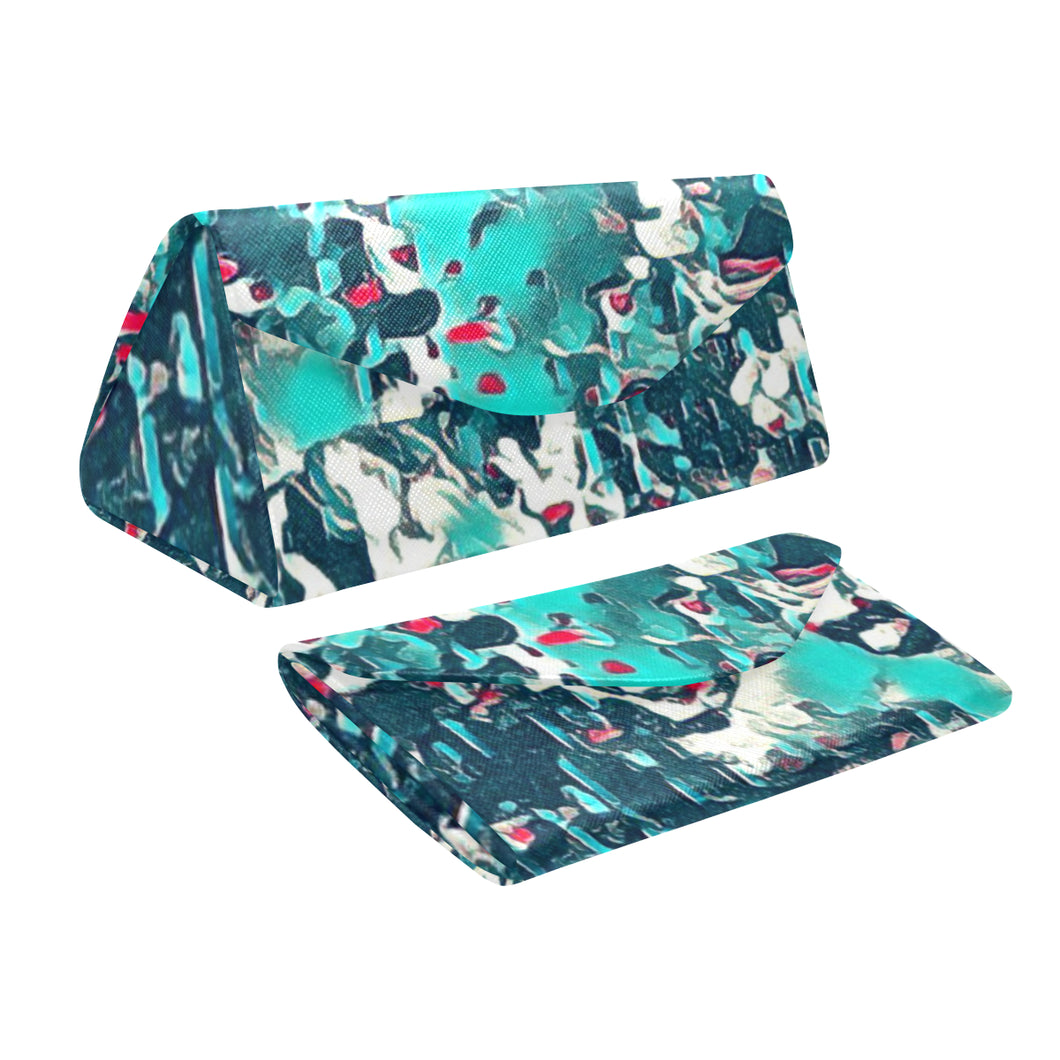 Foldable Glasses Case -