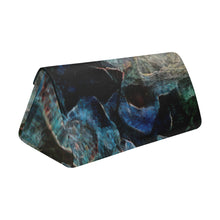 "Load image into Gallery viewer, Foldable Glasses Case - ""Misty Dream"""
