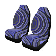 Load image into Gallery viewer, Car Seat Cover Airbag Compatible Blue Haze Car Seat Cover Airbag Compatible(Set of 2)