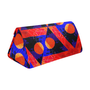 "Foldable Glasses Case- ""Exes and Ohs"""