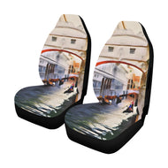 Car Seat Cover Airbag Compatible - Venice 2 (Set of 2)