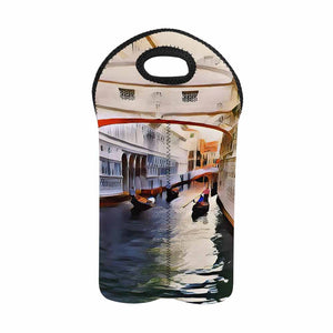 Venice 2  2-Bottle Neoprene Wine Bag