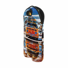 Load image into Gallery viewer, VW Surfboards 2  2-Bottle Neoprene Wine Bag