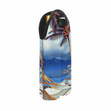 Load image into Gallery viewer, Beach Hammock  2-Bottle Neoprene Wine Bag