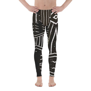 Men's Leggings- Mali I