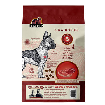 Grain-Free Land Recipe Dog Food