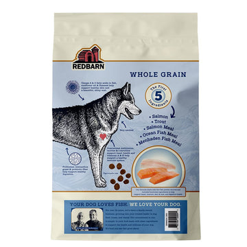 Whole Grain Ocean Recipe Dog Food