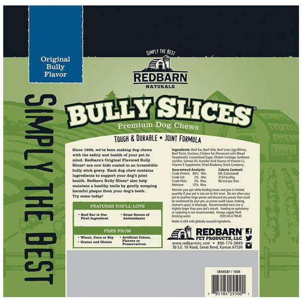 Bully Slices<sup>®</sup> Original Beef Flavor