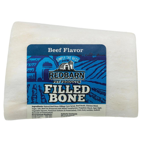 Filled Bone Beef Flavor