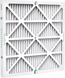 1 inch pleated air filter MERV 8
