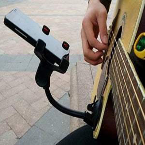 Guitar Phone Holder (Free Wirecutter)
