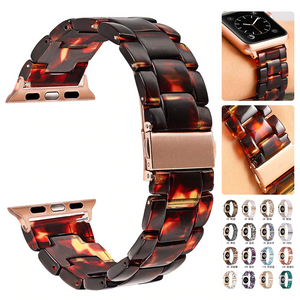 Resin Watch Strap